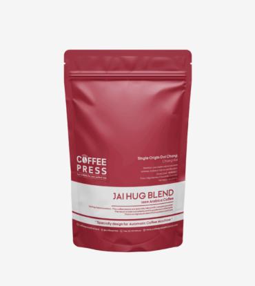 เมล็ดกาแฟ Jai Hug Blend