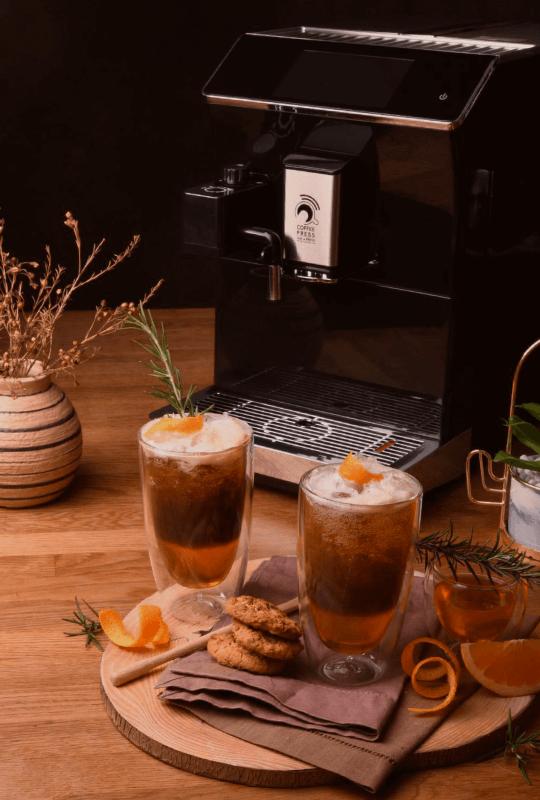 Coffee Press Auto